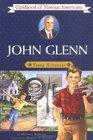 John Glenn Young Astronaut