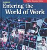Entering the world of Work Teachers Annotated Edition