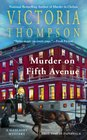 Murder on Fifth Avenue (Gaslight, Bk 14)