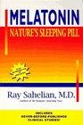 Melatonin Natures Sleeping Pill