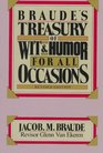 BRAUDES TREASURY WIT  HUMOR REVISED