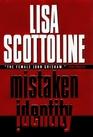 Mistaken Identity (Rosato & Associates, Bk 4)