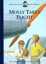 Molly Takes Flight  (American Girls)