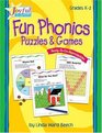 Joyful Learning Fun Phonics Puzzles  Games