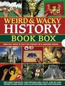 Weird  Wacky History Book Box Find out what is fact or fantasy in 8 amazing books Pirates Witches and Wizards Monsters Mummies and Tombs The  The Wild West North American Indians