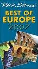 Rick Steves' Best of Europe 2007 (Rick Steves)