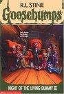 Night of the Living Dummy 3 (Goosebumps, Bk 40)