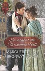 Scandal at the Christmas Ball A Governess for Christmas / Dancing with the Duke's Heir