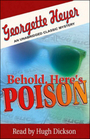 Behold, Here's Poison (Inspector Hannasyde, Bk 2) (Audio Cassette) (Unabridged)