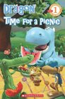 Time for a Picnic (Dragon) (Scholastic Reader: Level 1)