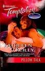 Pillow Talk (Bachelorette Pact, Bk 1) (Harlequin Temptation, No 967)