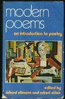 Modern Poems An Introduction to Poetry