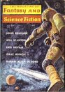 The Magazine of Fantasy and Science Fiction June 1962