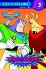 Buzz Lightyear vs. Torque (Step-Into-Reading, Step 3)