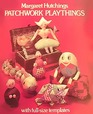 Patchwork Playthings: With Full-Size Templates (Dover Needlework)