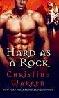 Hard as a Rock (Gargoyles, Bk 3)