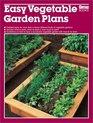 Easy Vegetable Garden Plans