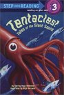 Tentacles! : Tales of the Giant Squid (Step into Reading)