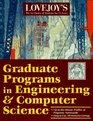 Graduate Programs in Engineering  Computer Science