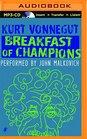 Breakfast of Champions A Novel