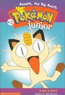 Meowth, the Big Mouth (Pokémon Junior Chapter Book)