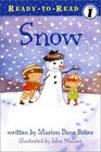 Snow (Ready-To-Reads)