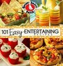 101 Easy Entertaining Recipes Cookbook (Gooseberry Patch)