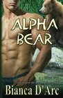 Alpha Bear (Grizzly Cove) (Volume 4)
