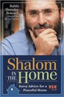 Shalom in the Home Smart Advice for a Peaceful Life