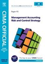 CIMA Official Exam Practice Kit Management Accounting Risk and Control Strategy Fourth Edition 2008 Edition