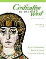 Civilization in the West Volume A