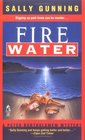 Fire Water (Peter Bartholomew, Bk 10)