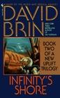 Infinity's Shore (Uplift Storm, Bk 2) (Uplift, Bk 5)