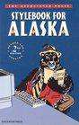 Associated Press Stylebook for Alaska (REV and Upd