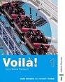 Voila Student Book 1