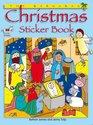 The Barnabas Christmas Sticker Book