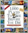 1000 Places to See Before You Die Calendar 2009