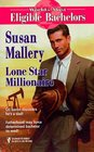 Lone Star Millionaire (World's Most Eligible Bachelors)