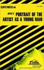Cliffs Notes: Joyce's Portrait of the Artist As a Young Man