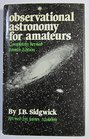 Observational Astronomy for Amateurs