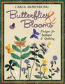 Butterflies and Blooms Designs for Applique  Quilting