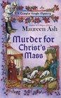 Murder for Christ's Mass (Templar Knight, Bk 4)