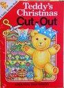 Teddy's Christmas Cut-Out