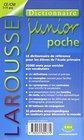 Larousse Junior Poche