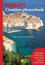 Harrap's Croatian Phrasebook