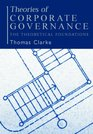 Theories of Corporate Governance The Theoretical Foundations