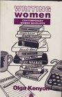 Writing Women Contemporary Women Novelists