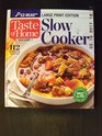 Taste Of Home Slow Cooker Volume 1 Large Print