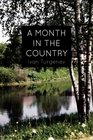 A Month In the Country A Comedy in Five Acts
