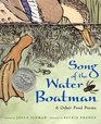Song of the Waterboatman and Other Pond Poems